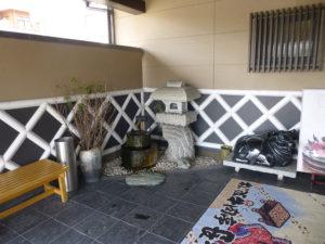 長太屋入口