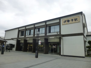 伊勢市駅JR側