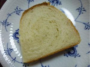 カットしたパン