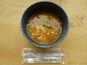 スープとスプーン