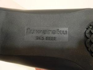 fuwarakuサイズ表記