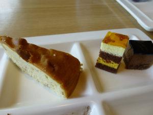 豆の花ケーキ