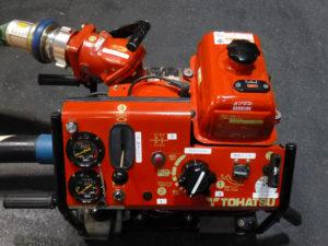 消防ポンプ