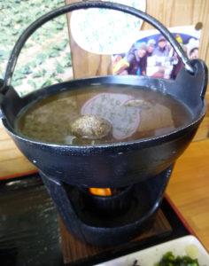 茶がゆ拡大