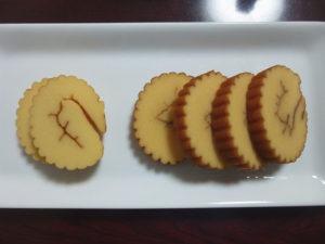 クリームチーズ伊達巻と国産原料100%伊達巻 純
