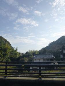 紀見峠駅付近風景