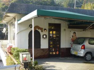 風情のある喫茶店