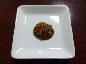 完成した醤油麹