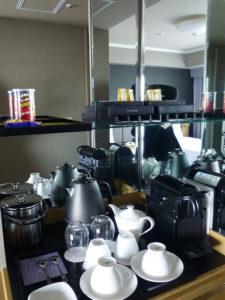 コーヒーやカップなど