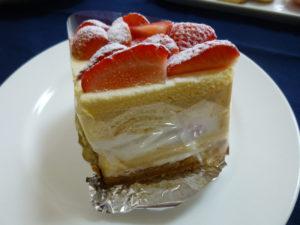リスボンいちごショートケーキ