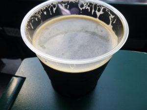 ライブレストランファイアの黒ビール