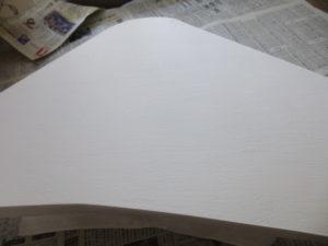 塗り終わった後