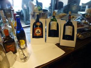 クラブラウンジトワイライトサービス ワインや日本酒