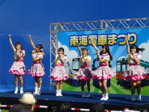 「da-gashi☆」オンステージ