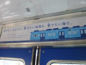 電車の説明文